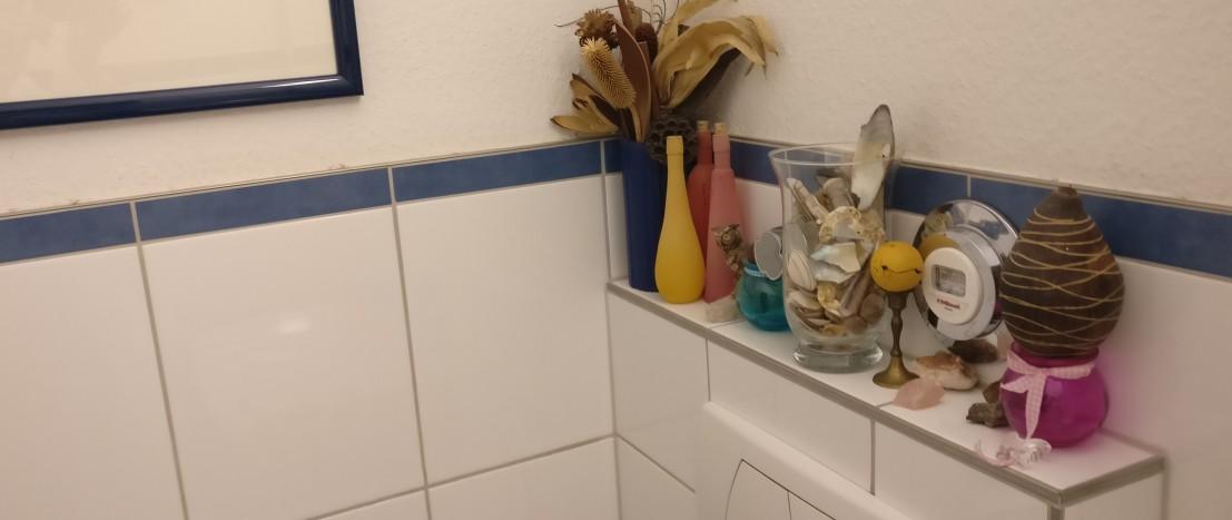 """Checkliste Ferienwohnung:  """"Reinigung Badezimmer"""""""