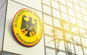 Das Generalkonsulat der Bundesrepublik Deutschland in Barcelona für Katalonien. (#12)