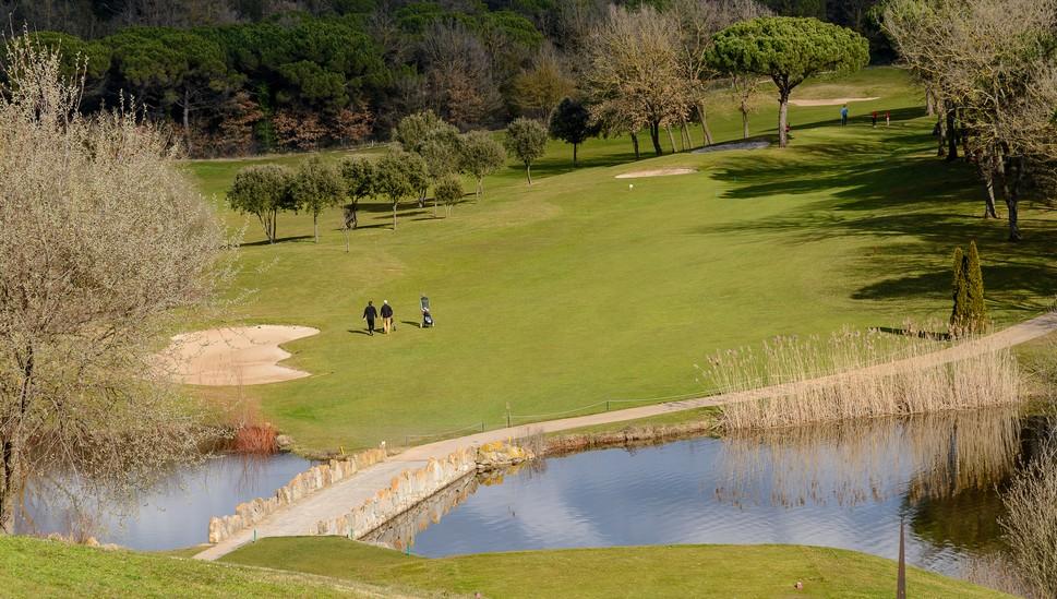 Golf El Montañà, El Brull, Katalonien. (#14)