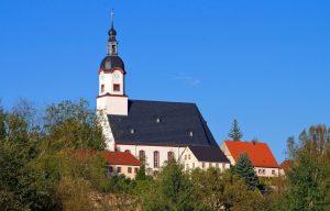 Kloster Wechselburg in Sachsen (#1)