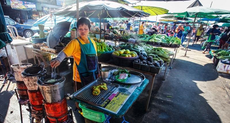 Wer in Thailand die vielseitigen Märkte nicht besucht, der verpasst etwas.Wer in Thailand die vielseitigen Märkte nicht besucht, der verpasst etwas.
