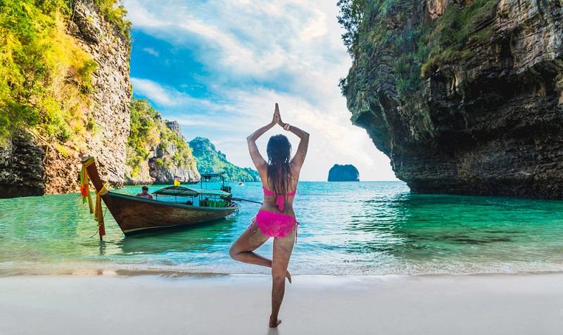 Yoga, Meditation, Kochen oder Muai Thai erlernen stand schon lange auf dem Plan?