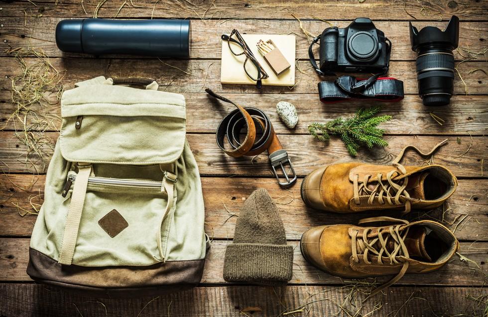 Checkliste für das Packen des Rucksacks. Auf dem Jakobsweg zählt jedes Gramm Gewicht, auf das man verzichten kann. Aaaber wenn dann etwas Wichtiges fehlt, sieht man alt aus. Unsere Tipps helfen. (#5)