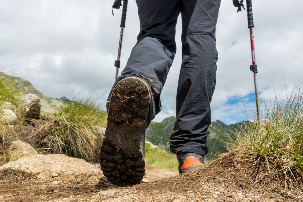 Auch einer der wichtigen Jakobsweg-Tipps: die Schuhe. (#4)